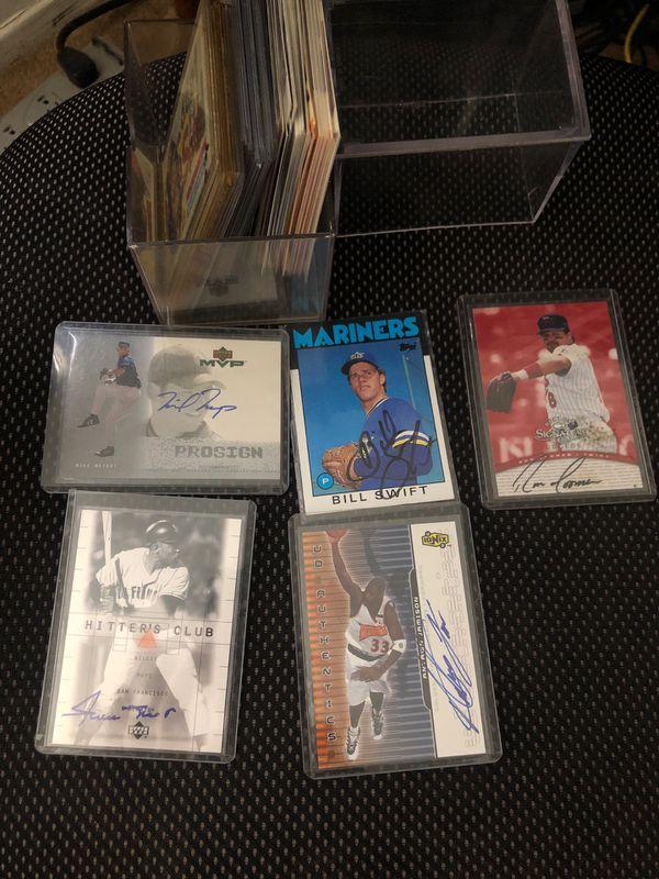 Baseball/Basketball Cards