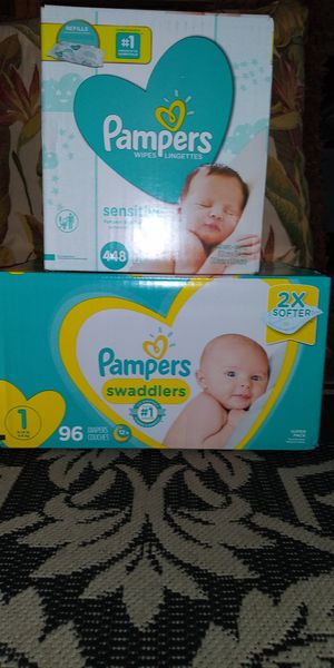 Diapers & Wipes for Sale in P C BEACH, FL