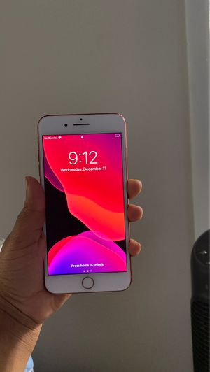 """Red iPhone 7 Plus """"SPRINT"""" for Sale in Indianapolis, IN"""
