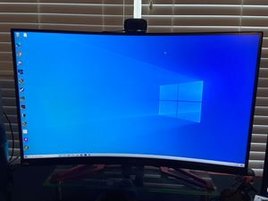Acer Predator 32inch 1440p Curved Gaming Monitor With Gsync for Sale in Westerville, OH