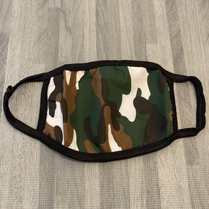 Brand New Camouflage Print Fashion Face Mask Cloth SHIPS NATIONWIDE for Sale in Miami, FL