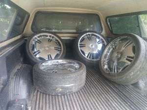 20 ferro rims for Sale in Cleveland, TN
