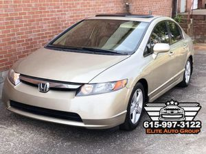 2007 Honda Civic Cash Price for Sale in Nashville, TN