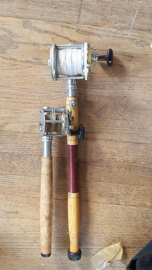Fishing reels for Sale in Dundee, MI