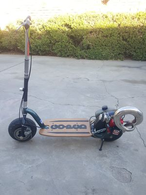 Goped bigfoot G2D gas scooter (FAST) for Sale in Fresno, CA