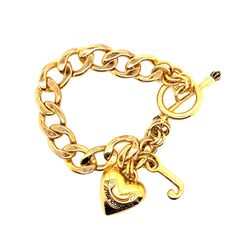 Juicy Couture Starter Charm Bracelet for Sale in Brandywine,  MD