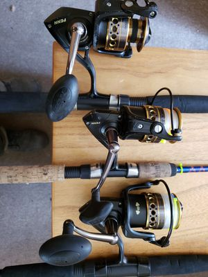 Fishing reel for Sale in Leominster, MA