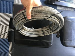 Smittybuilt steel winch cable for Sale in Mission Viejo, CA
