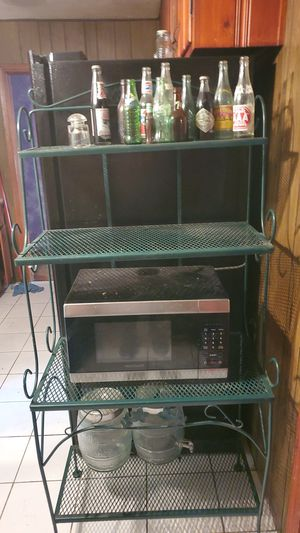 Kitchen Bakers Rack for Sale in Channelview, TX