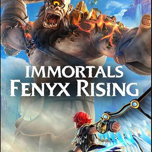 Immortals Fenyx Rising Nintendo Switch for Sale in Glendale, AZ