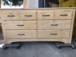 Elegant dresser and mirror must go ASAP for Sale in Fresno, CA