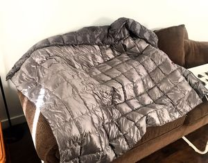 Lightweight Down Fill Blanket for Sale in Midland, TX