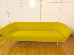 Arper loof sofa from abc carpet & home for Sale for sale  Queens, NY