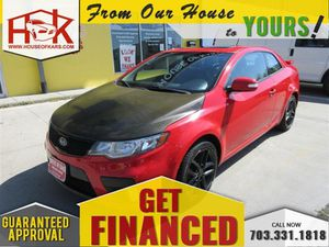 2010 Kia Forte Koup for Sale in Manassas, VA