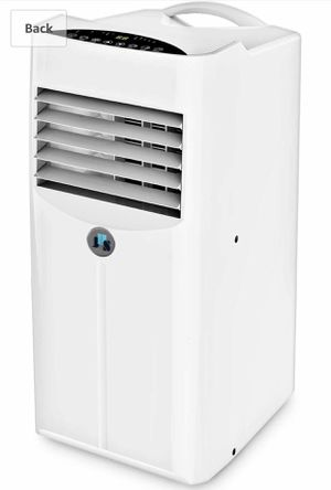 JHS 10,000 BTU Portable AC Unit for Rooms, Air Conditioner Portable with Dehumidifier and Fan, Remote Control, Digital LED Display, 220 Sq.Ft for Sale in Lorton, VA