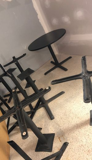 Table bases for Sale in Cocoa Beach, FL