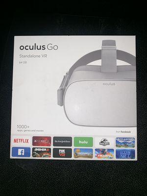 Oculus Go vr headset for Sale in Kilgore, TX