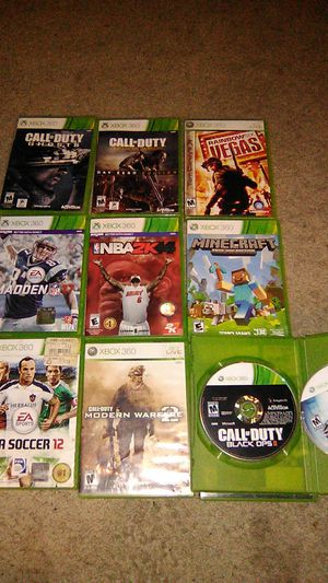 Xbox 360 games for Sale in Fontana, CA