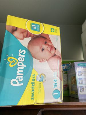 Pampers for Sale in Los Angeles, CA