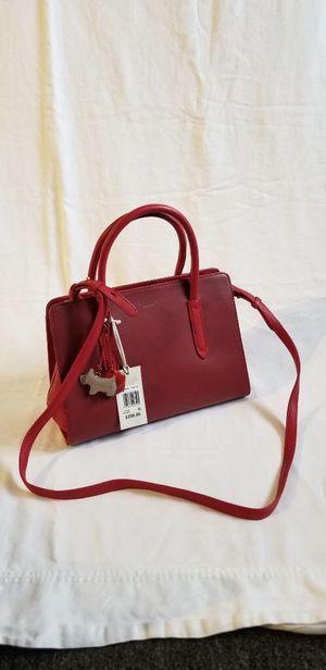 LIVERPOOL STREET medium zip-top multiway bag red for Sale in Hialeah, FL