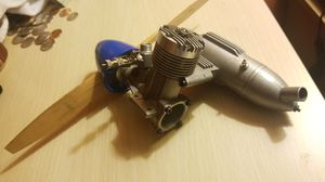Magnum gas model rc airplane engine for Sale in Vancouver, WA
