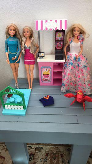 Barbie stuff for Sale in Temecula, CA
