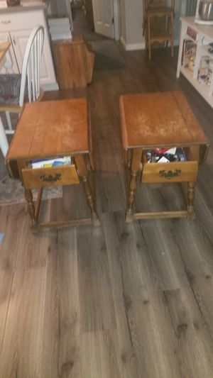 Antique End Tables for Sale in Las Vegas, NV
