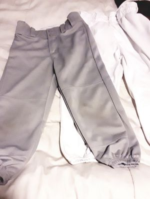 Baseball pants size s and m- baseball glove for Sale in Los Angeles, CA
