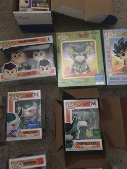 Dragonball Funko pop collection for Sale in SACRAMENTO,  CA