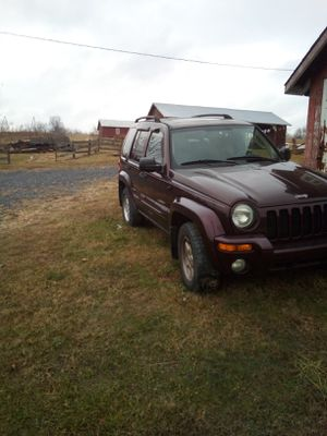 2003 Jeep liberty 1/14 to1/24 price. for Sale in Pine Grove, PA
