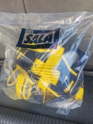Large safety harness for Sale in La Porte, TX