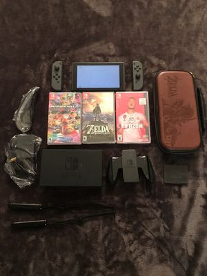 Nintendo switch for Sale in Ossineke, MI