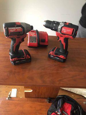 Milwaukee drills for Sale in Falls Church, VA