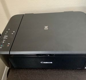 Canon pixma mg3620 - 6 months old, perfect condition with original cd, paper and extra wires for Sale in Tampa, FL