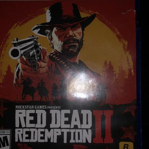 red dead redemption two for Sale in Laurel, MD