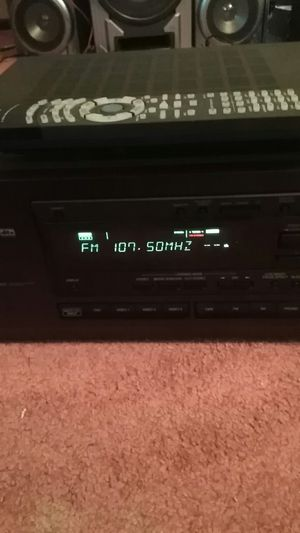 Onkyo receiver with remote model tx ds575x for Sale in Willowbrook, IL
