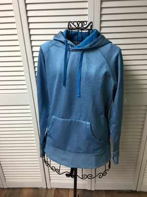 Reebok, Women's size small, blue athletic hoodie for Sale in Moon Township, PA