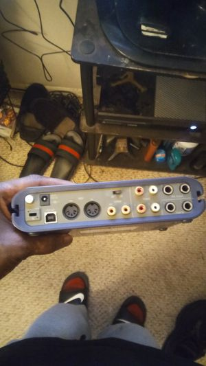 M-Audio Fast track Pro for Sale in Lithonia, GA