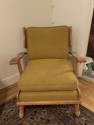 Mid century modern chair for Sale in Sacramento, CA