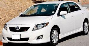 Power seats Price 1.2.O.O$ Toyota Corolla S for Sale in Wichita, KS