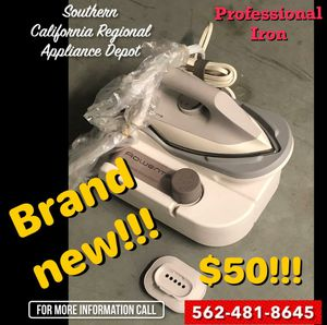 Professional Steam Iron for Sale in Los Angeles, CA