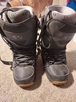 Snowboard Boots - Thirty Two Brand - Used - Men's Size 8 for Sale in Sun City, AZ