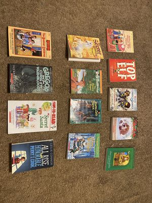 Books $20 for all or $2 each for Sale in Warrenville, IL