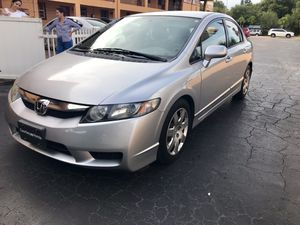 Honda civic lx 2010 low miles 👌🏼 for Sale in Tampa, FL