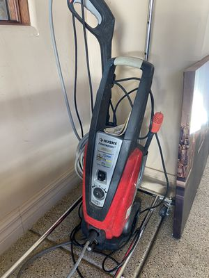 Husky Power Pressure Washer 2000 psi for Sale in Scottsdale, AZ
