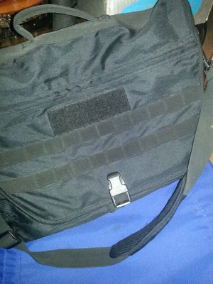 Black Laptop Messenger Bag for Sale in Milan, IL