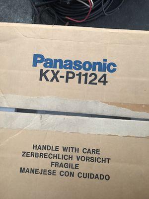 Panasonic KX-P1124 impact dot matrix printers for Sale in Oakland, CA