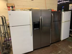 Lot of refrigerators for Sale in Detroit, MI