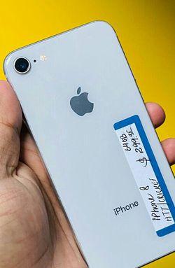 iPhone 8 64gb att tmobile metro cricket (finance for $40 down, take home) $289 for Sale in Carrollton,  TX