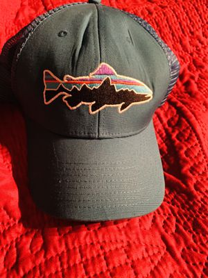 Patagonia Fish SnapBack Hat for Sale in Everett, WA